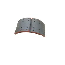 Supply High Quality truck  parts OEM drum brake shoe brake lining for  4707  4515 4718