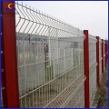 Fencing 3D Polyester Curvy Welded Mesh Panel