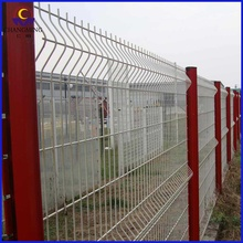 High Definition For for Wire Mesh Fence 3D Polyester Curvy Welded Mesh Panel Fencing supply to Wallis And Futuna Islands Importers
