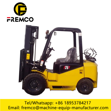 2 Ton Electric Forklift Trucks