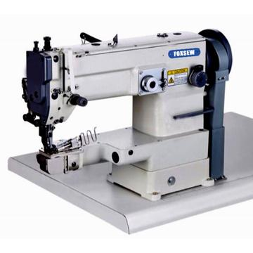 Cylinder Bed Zigzag Sewing Machine with Tape Binder
