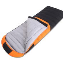 Легкий одноместный путешествия тепловой спальный мешок призна спальный мешок