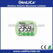 Temporizador de chuveiro com 3 contagem regressiva / temporizador de cozedura / temporizador de dormir