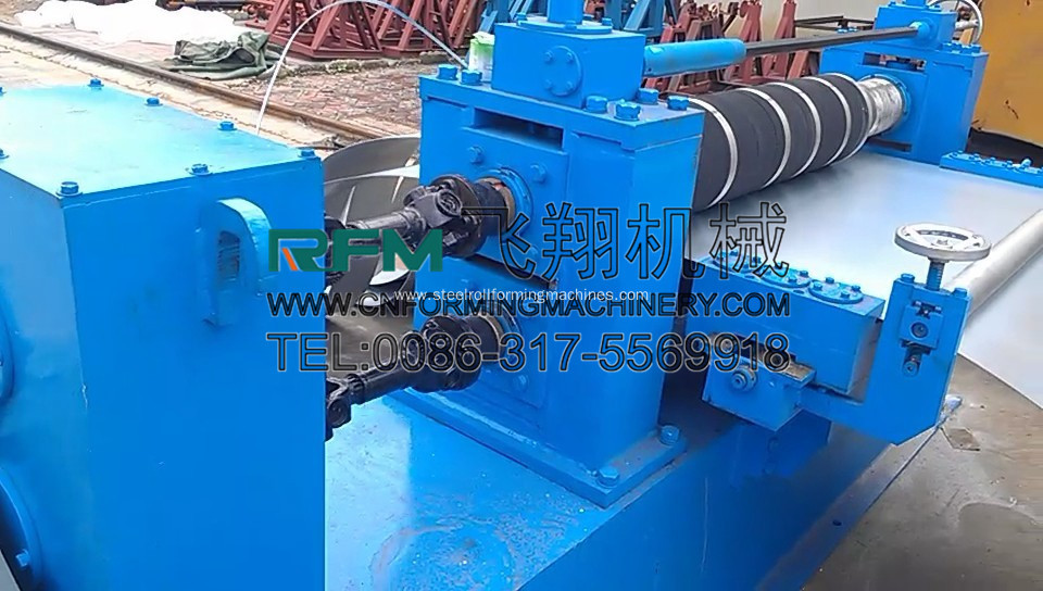 High-Speed Slitting and Rewinding Machine