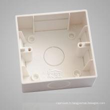 Moule en plastique de boîte de sortie électrique