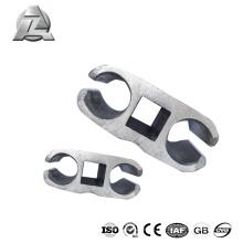 Profilé de keder en alliage d'aluminium 6061 à prix raisonnable