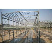 Stahlkonstruktionssystem / Stahlraumrahmen / Raumdachstruktur