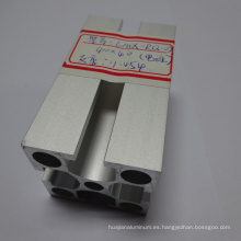 Perfil de aluminio 4040 Extrusión de aluminio
