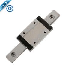 Baixo preço HSR 15mm-55mm guia linear CNC rolamento linear