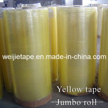 Hot Sale! OPP Adhesive Packing Tape Jumbo Roll