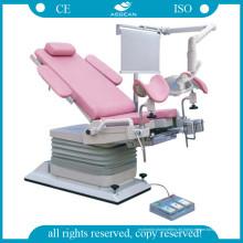 CE & ISO mit Untersuchungslicht Elektrischer Gynäkologischer Stuhl (AG-S104A)