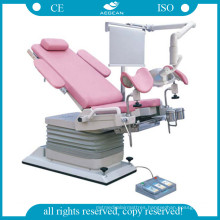 CE&ISO with Examination Light Electric Gynecological Chair (AG-S104A)