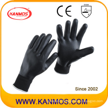15gauges Nylon Nitrile Coated Industrial Safety Work Gloves (53304NL)