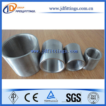 Stainless Steel Plumbing Fitting Pipe Coupling