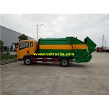 Camions de collecte des déchets HOWO 12 CBM