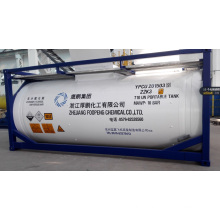 ASME Certified 24L Arc Welding Tank Cantainer for Ahf