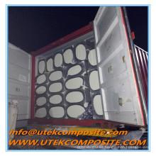 Placa de espuma de PU China sin recubrimiento de cemento