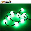 سطوع عال 50mm DMX rgb led كرة خفيف