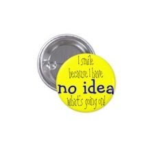 Personalized Plastic and Tinplate Pin Badges