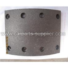 Doublure de frein 5511-3501105 Pour KAMAZ