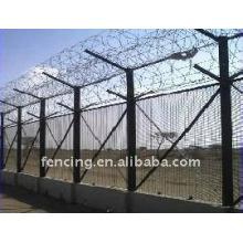 cerramiento de seguridad galvanizado 358
