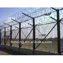 galvanized 358 Security Fencing