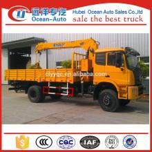 Dongfeng 4x4 LKW Kran mit XCMG 5ton Kran zum Verkauf
