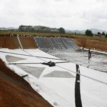 Uso de geotêxtil na filtragem e proteção de drenagem