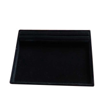Multifunctional Black Flocked Rings Jewelry Display Tray (TY-MTI-RF-BV)