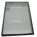 Panel de vidrio de ventana con aislamiento de persianas de baja emisividad IGCC
