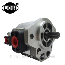 high quality tandem hydraulic pumps tandem gear pump