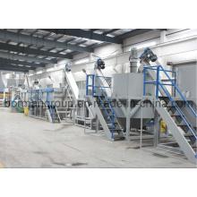 Usine de recyclage de bouteille d'animal familier 500-6000kg / H