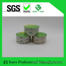 Bande d'emballage de cachetage de carton d'OPP de cristal clair d'emballage