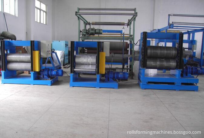 floor sheet embossing machine (8)
