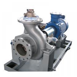 API610 OH2 수평 석유 화학 펌프