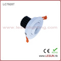 Neues Produkt Ce & RoHS genehmigt 30W Runde COB LED Downlight LC7930t