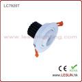 O produto novo Ce & RoHS aprovou o diodo emissor de luz redondo Downlight LC7930t da ESPIGA 30W