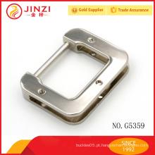 Personalizado cinto fivela anel hardware sacos acessórios