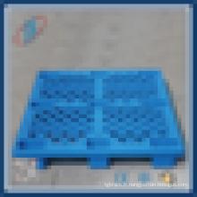 Palette de stockage en plastique robuste