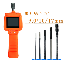 endoscópio video articulando handheld do wifi do endoscópio HD