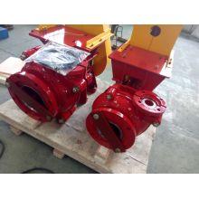 A05 pompe à boue centrifuge à aspiration de sable