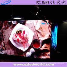 Tablero de alquiler interior de la fábrica del panel de pantalla LED de HD1.92