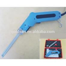 150mm 150W Portable Electric Hot Knife Outil de coupe en mousse Appareil à main électrique Hot Wire EPS mousse Cutter GW8120