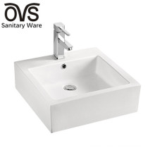 For bathroom modern design art vessel , ceramic sanitary art basin