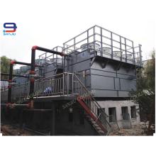 250 Ton Closed Circuit Cross Flow GHM-250 Superdyma Wasserkühlung Turm Hersteller