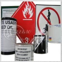 High Quality Custom Label Printing (KG-LA016)