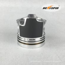 Mazda Wlt Piston Truck Engine Pièce de rechange Alfin and Oil Gallery