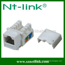 Dual IDC 90 градусов Cat5E Keystone Jack