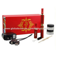 Newest E Cigarette Starter Kit Snoop Dogg Red Pen Dry Herb/Wax Vaporizer with Fast Delivery