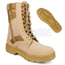Bottes militaires de l'armée du désert selon la norme ISO (JX-46-1)